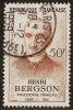FRANCE 1959  YT 1225 Oblitéré, Henri Bergson - France