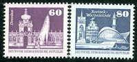 BOX01-15 DDR - 5x Michel 2649 / 2650 - ** Postfrisch - Aufbau In Der DDR Klein, 60-80Pf - Wert: 10,00 Mi€ - [6] Democratic Republic