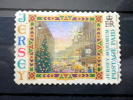 Jersey - 2006 - Mi.nr.1154 III - Used - Christmas - Street Decorations - Self-adhesive - Jersey