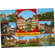 ZS28685 Germany Eschwege A D Werra Multiviews Used Perfect Shape Back Scan At Request - Eschwege