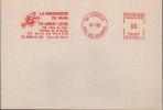 FRANCE - LA HOMARDERIE DE PARIS 94-RUNGIS 1969 - Marcophilie (Lettres)
