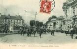 37 TOURS 14 Juillet  Arrivée Du Général Commandant De Corps D'Armée - Tours