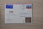 8 ++  AUSTRALIA ++ FDC/CARD/BOOKLET ++ CONGRESS ADELAIDE CHECK PICTURE - Briefe U. Dokumente