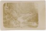 CARTE PHOTO ILSENBURG - ILSETAL - JUILLET 1909 - PROMENEURS - Ilsenburg