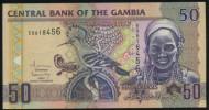 * GAMBIA - 50 DALASIS 2010 UNC - P NEW - Gambia
