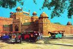 The Red Fort, Delhi, India, No Publisher, Unused - India