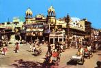 Chandni Chowk, Street Scene, Delhi, India, No Publisher, Unused - India
