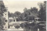 Cp 91 Essonne BRUNOY Le Moulin A Eau Et Le Pont Sur L'Yerres  ( Lavoir Forêt  ) - Brunoy