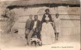 LESSOUTO - Leshoto  Famille Chrétienne - TB écrite - Lesotho