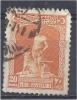 TURKEY 1926 Blacksmith & Grey Wolf Orange - 20pa. FU - Used Stamps