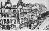 75 PARIS - Evénements De La Commune - Ruines Du Restaurant Deffieux Et Du Théatre De La Porte St Martin - Altri