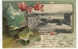 Geneve  La Place Des Alpes No 62 Decor Floral Jullien - GE Geneva