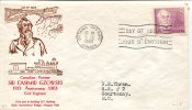FIRST DAY OF ISSUE/JOUR D`EMISSION SIR CAZSIMIR GZOWSKI CANADIAN PIONEER  OTTAWA ONTARIO CANADA 1963 OHL - First Day Covers