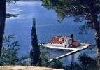 Corfou - Le Couvent De Panaghia - Viaggiata Formato Grande - Grecia