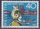 No 331 ** - 2000 Jahre Basel - Neufs