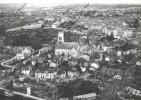BELLAC Haute Vienne 87 ; Vue Aérienne Sur Le Quartier De L'Eglise Notre Dame - Bellac