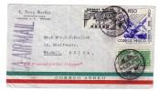 Mexique Mexico Harry Mueller Via Transatlantic Clipper Air Mail 1940 Saint Gall Suisse - Mexico