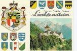 Liechtenstein.  B-838 - Liechtenstein
