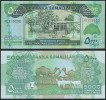 Somaliland P 21 - 5000 5.000 Shillings 2011 - UNC - Banconote