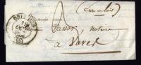 Orléans à Vôves  1842   LAC     RT34 - 1801-1848: Précurseurs XIX