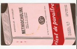 METHIOCHOLINE  LRT    MEDICAMENT DOCTEUR PHARMACIE       Ref:386 - Chemist's