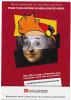 CP Publicitaire /  Banque Caisse D' Epargne Ecureuil  /  Spirou - Albert Einstein - Joconde / Humour    //  CP 5/139 - Publicidad