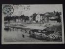 PERIGUEUX (Dordogne) - Les Laveuses Des Quais - Animée - Voyagée Le 29 Septembre 1906 - Périgueux