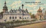 Brussel, Bruxelles Exposition De Bruxelles 1910, Entrée De L'Exposition (pk10274) - Fêtes, événements
