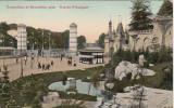 Brussel, Bruxelles Exposition De Bruxelles 1910, Entrée Principale (pk10284) - Fêtes, événements