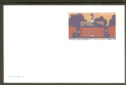 USA. Scott # UX400,449 Mint. Postal Cards 2002-06 - Postal Stationery