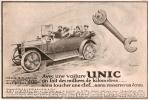 Automobile/Publicité/L´Il Lustration/UNIC/Puteaux/S Eine/27   Juin 1914       ILL5 - Advertising