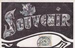 Souvenir - 1906 - Cartes Postales