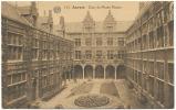ANVERSA. CORTE INTERNA DEL MUSEO PLANTIN. CARTOLINA DEL 1930 - Belgio