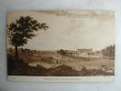 TABLEAUX - CHANTILLY - Musée Condé - HENRI DE CORT - Chantilly En 1781, Vue Prise De La Pelouse - Pittura & Quadri