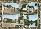 N°18703 GF -cpsm Landivisiau -multivues- - Landivisiau