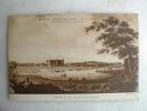 TABLEAUX - CHANTILLY - Musée Condé - HENRI DE CORT - Chantilly En 1781, Vue Prise Du Vertugadin - Pittura & Quadri