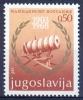 YU 1968-1296 65A°ILINDEN AUFSTANDES, YUGOSLAVIA, 1v, MNH - Militaria