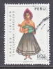 Peru C 347a  (o)  COSTUME - Peru