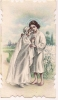 ### Image Pieuse, Souvenir De Ma Première Communion Faite En L'église De...le... - Images Religieuses