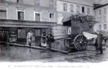 Inondations De Paris 1910 - Déménagement Quai De Billy - Très Beau Plan Animé - La Crecida Del Sena De 1910