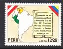 Peru C 462   *  MAP - Peru