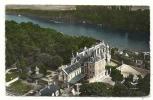 Conflans-Sainte-Honorine (78) : Vue Aérienne Générale Sur La Quartier Du Château Du Prieuré En 1950 PHOTO VERITABLE. - Conflans Saint Honorine