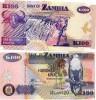 2008 Zambia 100 Kwacha New - Zambie