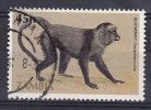 Zambia 1985 Mi. 332     45 N Affe Monkey Diademmeerkatze - Zambia (1965-...)