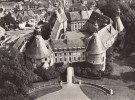 St-fargeau - Chateau - Vue Aerienne - Saint Fargeau