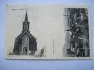 Ma Réf: 47-1-36.              YVOZ    L'Eglise       Panorama   ( 2 Vues ). - Flémalle
