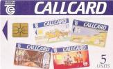 Phonecard On Phonecard - Ireland Phonecard - Timbres & Monnaies