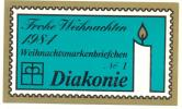 """1984 MH """"Weihnachten"""" Der Diakonie Postfrisch/neuf Sans Charniere/MNH [ls] - [7] Federal Republic"""