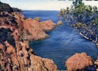 La Cote D'azur - Corniche D'or - Non Viaggiata Formato Grande - Grecia