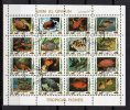 Umm Al-Qiwain 1972 _ Mi 1482/97 - Fishes , Small Format - Used (o) - Umm Al-Qiwain